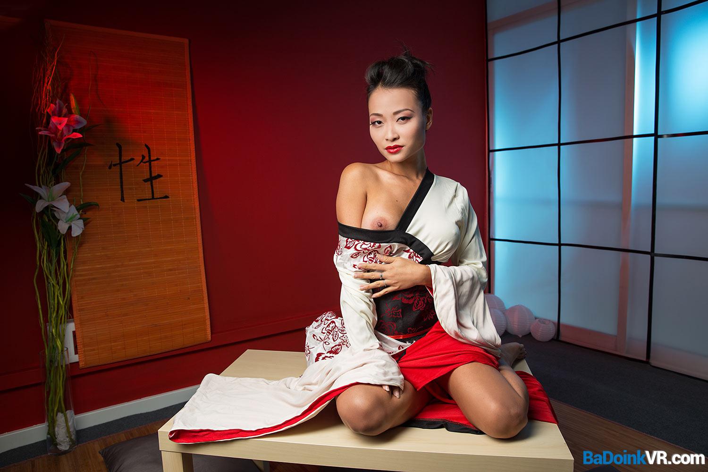Geisha Go Anal