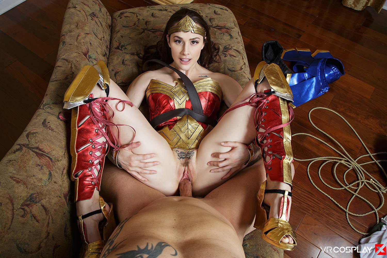 Wonder Woman A XXX Parody