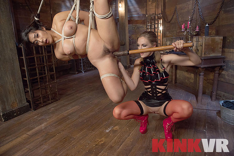 Dangling Rope Slut