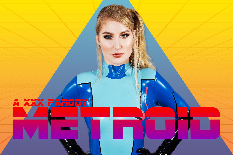 Metroid A XXX Parody