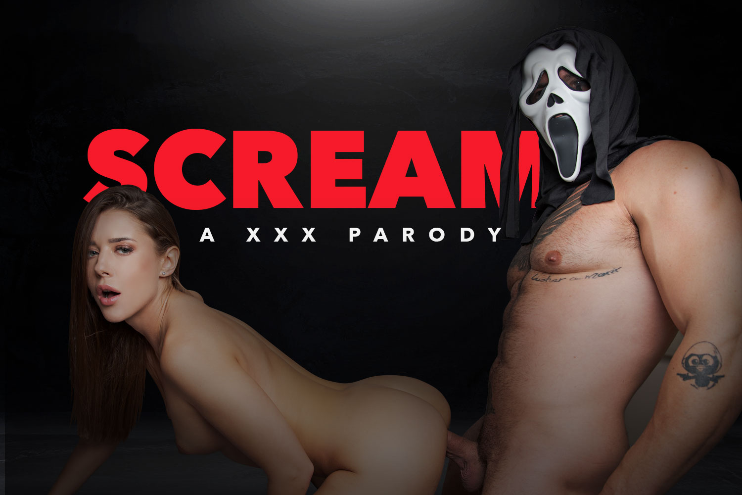 Scream A XXX Parody