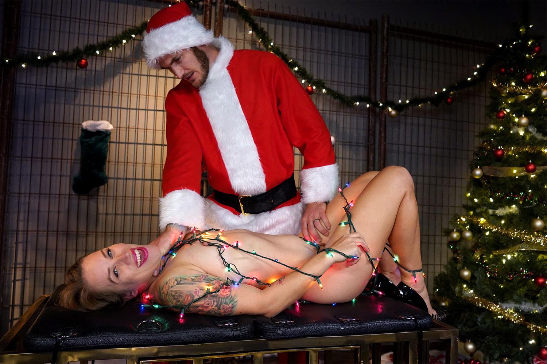 A Merry Hoe Hoe Hoe