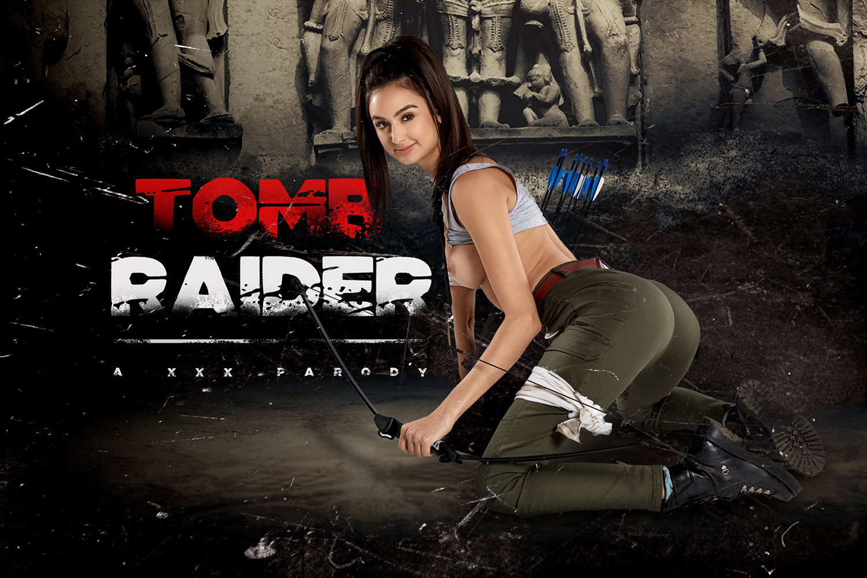 Tomb Raider A XXX Parody