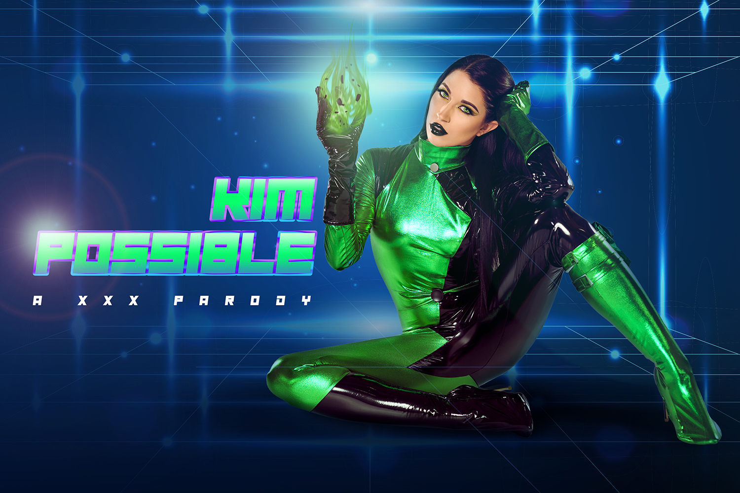 Kim Possible: Shego A XXX Parody