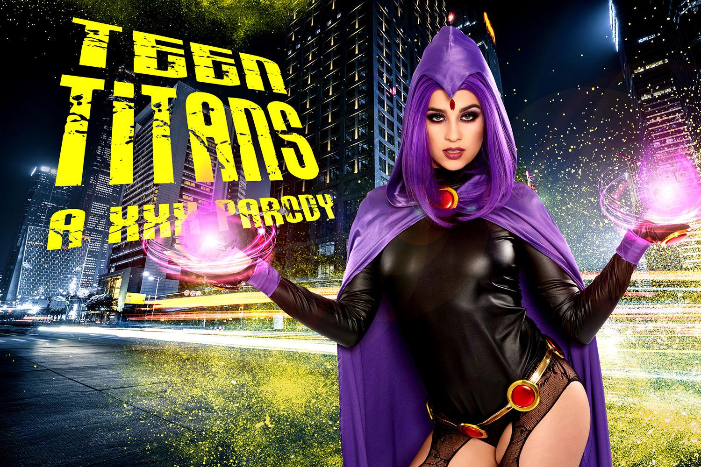 Teen Titans A XXX Parody
