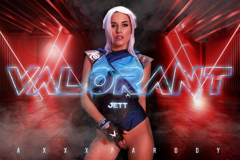 VALORANT: Jett A XXX Parody