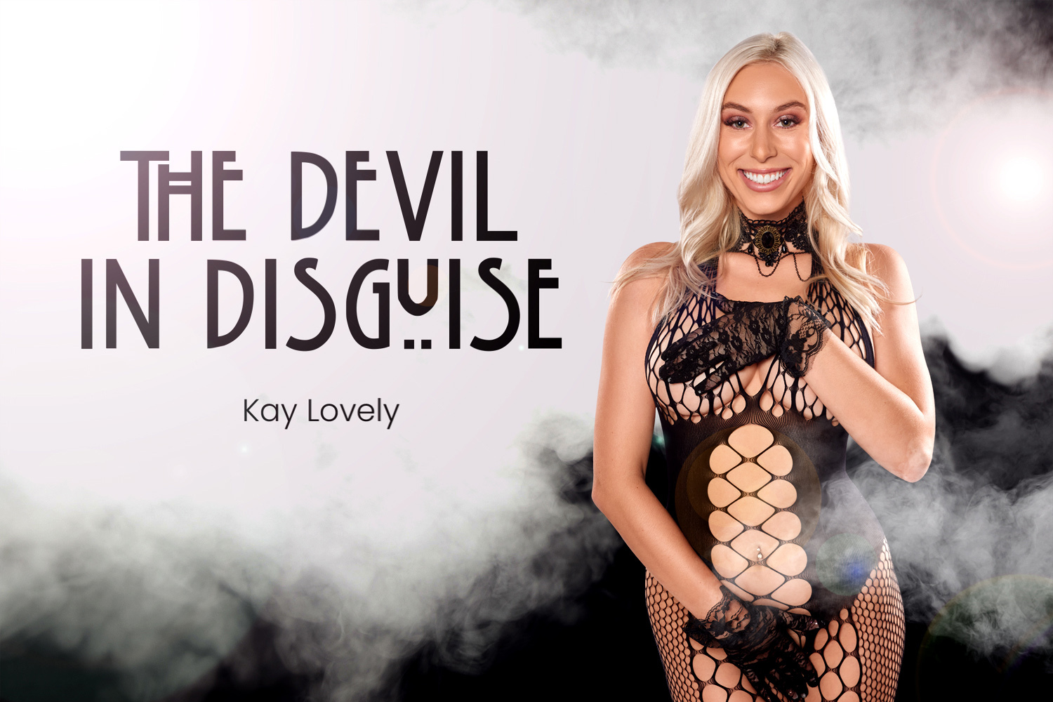 The Devil In Disguise - Kay Lovely