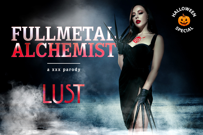 Fullmetal Alchemist: Lust A XXX Parody
